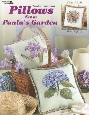 Pillows from Paula's Garden (Paperback): Paula Vaughan