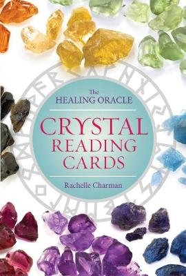 Crystal Reading Cards - The Healing Oracle (Cards): Rachelle Charman