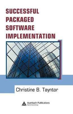 Successful Packaged Software Implementation (Electronic book text): Christine B. Tayntor