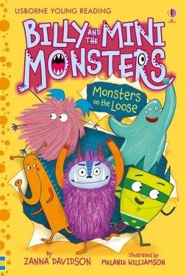 Billy and the Mini Monsters 2: Monsters on the Loose (Hardcover): Zanna Davidson