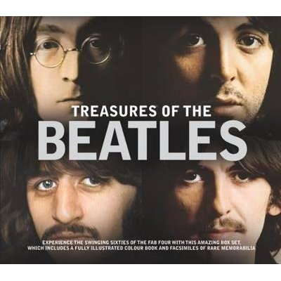 Beatles, Treasures, Unofficial (Hardcover): Terry Burrows