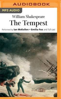 The Tempest (MP3 format, CD): William Shakespeare