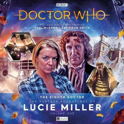 The Eighth Doctor Adventures - The Further Adventures of Lucie Miller (CD): Nicholas Briggs, Alice Cavender, Eddie Robson, Alan...