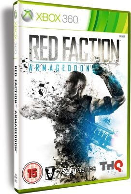 Red Faction: Armageddon (BBFC) (XBox 360, DVD-ROM):