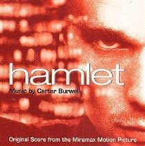 Various Artists - Hamlet (Original Score from the Miramax Motion Picture;Music by Cart) (CD): Carter Burwell, Robert Townson,...