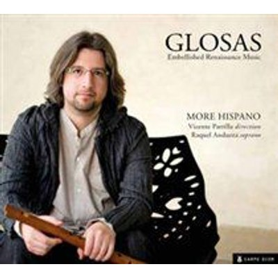 Various Artists - Glosas: Embellished Renaissance Music (CD): Marchetto  Cara, Bartolomeo Tromboncino, Luis de Narvaez, Josquin...