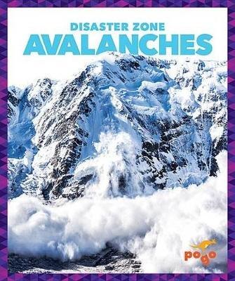 Avalanches (Paperback): Vanessa Black