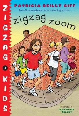 Zigzag Zoom (Paperback): Patricia Reilly Giff