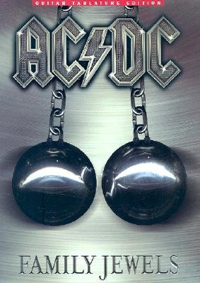 """AC/DC"" - Family Jewels (Paperback):"