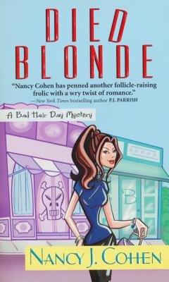 Died Blonde (Electronic book text): Nancy J. Cohen