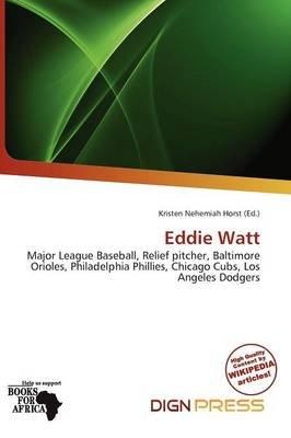Eddie Watt (Paperback): Kristen Nehemiah Horst