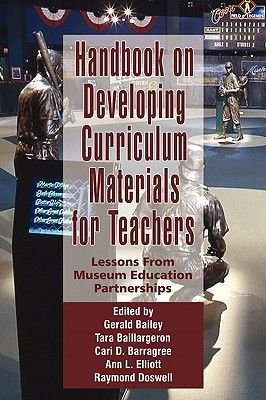Handbook On Developing Online Curriculum Materials For Teachers - Lessons from Museum Education Partnerships (Paperback, New):...