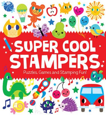 Super Cool Stampers (Novelty book):
