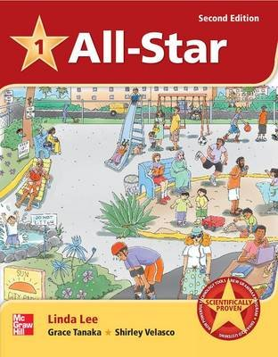 All Star Level 1 Student Book with Workout CD-ROM and Workbook Pack (CD-ROM, 2nd Revised edition): Linda Lee, Grace Tanaka,...