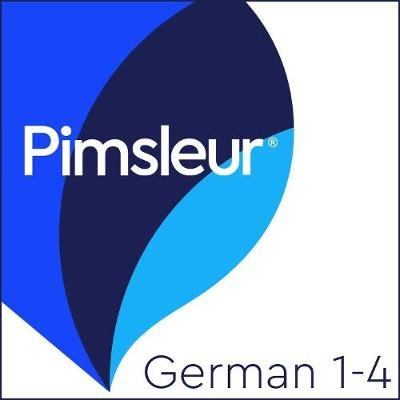 Pimsleur German Levels 1-4 MP3 - Learn to Speak and Understand German with Pimsleur Language Programs (English, German,...