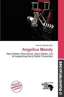 Angelica Mandy (Paperback): Germain Adriaan