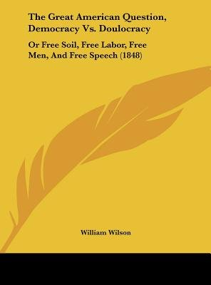 free soil and free labor
