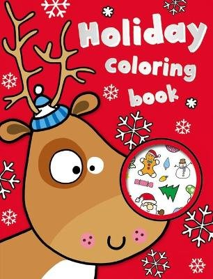 Holiday Coloring Fun (Paperback): Thomas Nelson