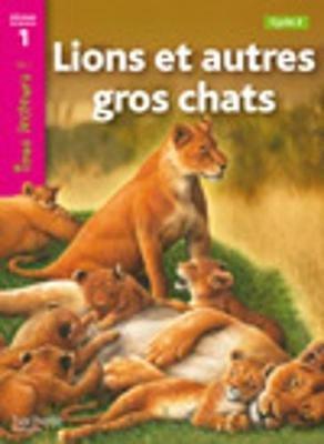 Tous Lecteurs ! - Lions ET Autres Gros Chats (French, Paperback): Denise Ryan