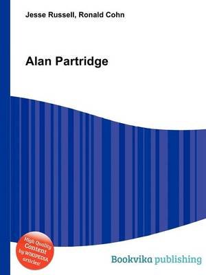 Alan Partridge (Paperback): Jesse Russell, Ronald Cohn