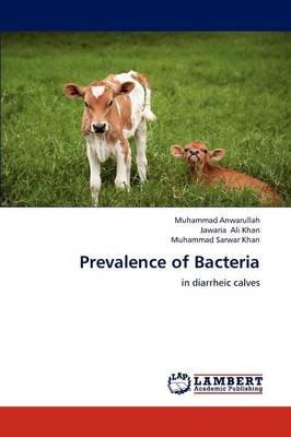 Prevalence of Bacteria (Paperback): Muhammad Anwarullah, Jawaria Ali Khan, Muhammad Sarwar Khan