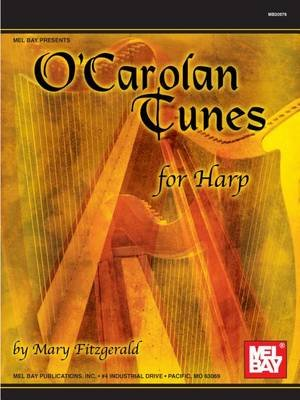 O'Carolan Tunes for Harp (Staple bound): Mary Fitzgerald