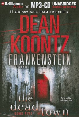 The Dead Town (MP3 format, CD, Unabridged): Dean R. Koontz