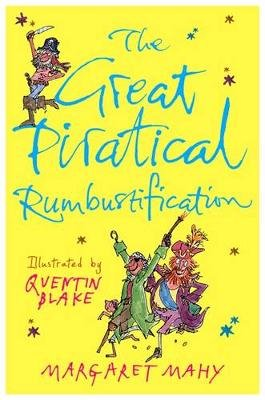 The Great Piratical Rumbustification (Electronic book text, Digital original): Margaret Mahy