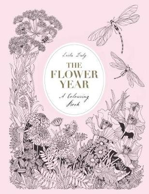 The Flower Year (Hardcover): Leila Duly