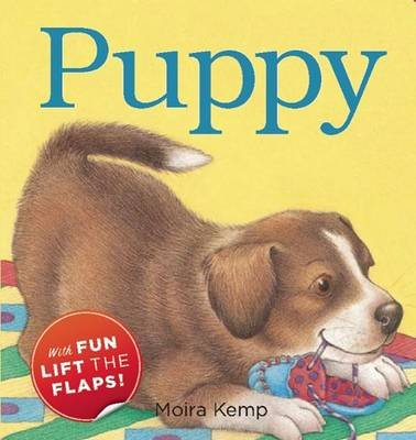 Puppy (Board book): Mathew Price
