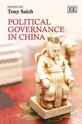 Political Governance in China (Hardcover): Anthony Saich