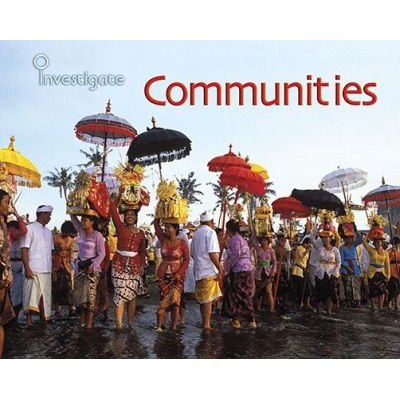 Communities (Paperback): Neil Morris