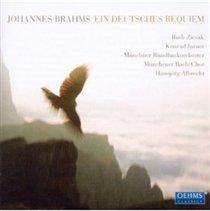 Various Artists - Johannes Brahms: Ein Deutsches Requiem (CD): Johannes Brahms, Ruth Ziesak, Konrad Jarnot, Friedemann...