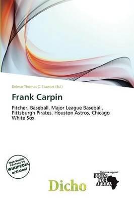 Frank Carpin (Paperback): Delmar Thomas C. Stawart