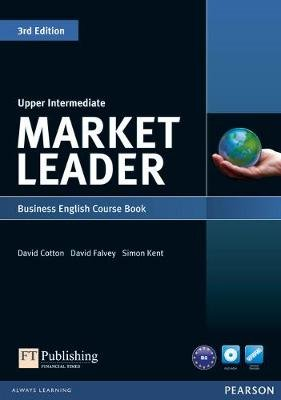 Market Leader 3rd edition Upper Intermediate Course Book for pack (Paperback, 3rd edition): David Cotton, David Falvey, Simon...