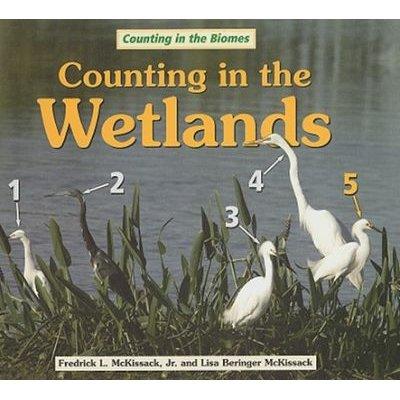 Counting in the Wetlands (Hardcover): Fredrick L. McKissack, Lisa Beringer McKissack