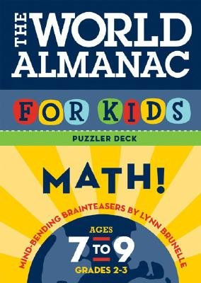 Math! - Ages 7-9 (Novelty book): Lynn Brunelle