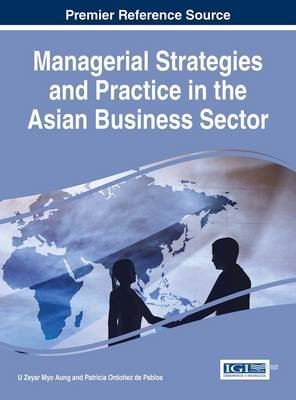 Managerial Strategies and Practice in the Asian Business Sector (Electronic book text): U Zeyar Myo Aung, Patricia Ordonez De...