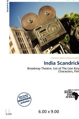 India Scandrick (Paperback): Terrence James Victorino