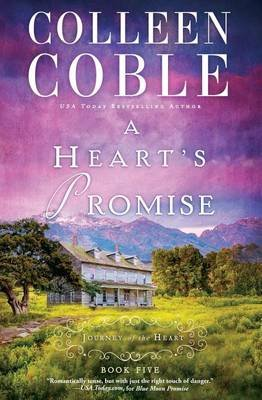 A Heart's Promise (Large print, Hardcover, large type edition): Colleen Coble