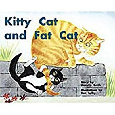 Rigby PM Plus - Leveled Reader Bookroom Package Red (Levels 3-5) Kitty Cat and Fat Cat (Paperback): Rigby