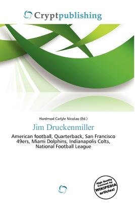 Jim Druckenmiller (Paperback): Hardmod Carlyle Nicolao