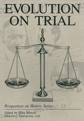 Evolution on Trial (Paperback): Ellen Hansen
