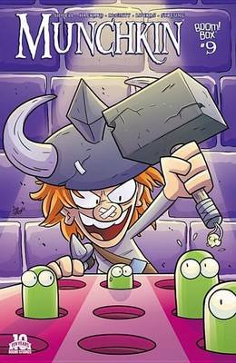 Munchkin #9 (Electronic book text): Tom Siddell