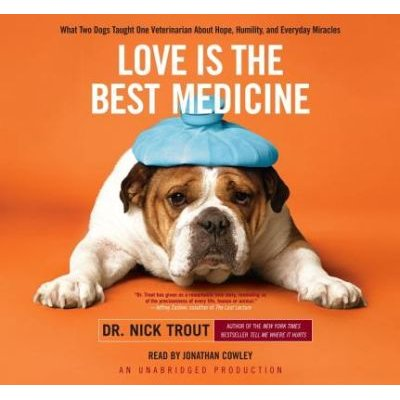 Love Is the Best Medicine - What Two Dogs Taught One Veterinarian about Hope, Humility, and Everyday Miracles (Standard format,...