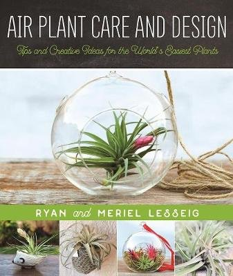 Air Plant Care and Design - Tips and Creative Ideas for the World's Easiest Plants (Paperback): Ryan Lesseig, Meriel...
