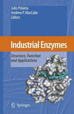 Industrial Enzymes - Structure, Function and Applications (Paperback, 1st ed. Softcover of orig. ed. 2007): Julio Polaina,...