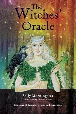 The Witches' Oracle - Contains 42 Divinatory Cards and Guidebook (Cards, New edition): Sally Morningstar