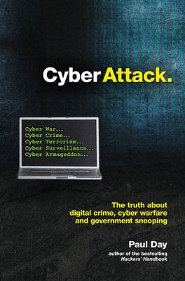 Cyber Attack (Hardcover): Paul Day