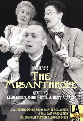 The Misanthrope (Standard format, CD): Jean-Baptiste Moliere